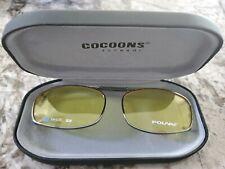 Cocoons Gris plomo/Limón Gafas de sol polarizadas clip-on RC5-52 uv400 L4248L