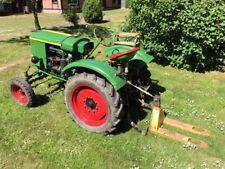 Oldtimer Traktor DEUTZ F2L 514/51 viel Zubehör 28PS Baujahr 1951 TÜV neu!!