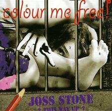 JOSS STONE Colour Me Free! (CD, 2009) IMPORT SEALED