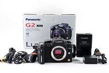 Panasonic LUMIX DMC G2 Black Body Only from Japan 642863