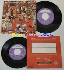 """LP 45 7"""" BAND AID Do they know it's christmas?/Alimentation the world MERCURE"""