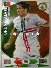 Adrenalyn XL-bruno alves-portugal-Road to 2014 FIFA World Cup Brazil