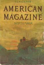 1906 American September - Can we keep sober? Arizona Marshall;Wall Street Trusts