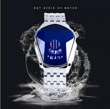 BESTWIN Diamond Style Quartz Watch Waterproof High-End Trend Fashion Steel