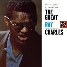 The Great Ray Charles LP Vinyl RHINO RECORDS