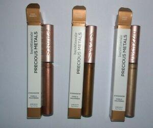 Bareminerals Precious Metals Eyeshadow - Full Size - You Choose Shade - New