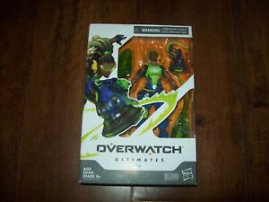 NIB Overwatch Ultimates Series Lucio 6-Inch Collectible Action Figure NEW`