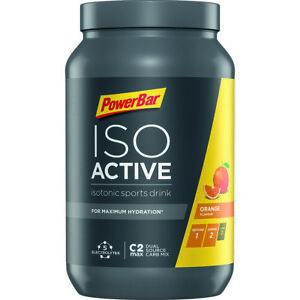 Powerbar ISOACTIVE Sports Drink 1320 g Dose Geschmack wählbar MHD Januar 2022