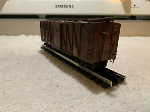 Unknown Maker New York Central (NYC) Outside Braced Boxcar  American OO Scale