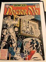 James Bond 007 Showcase Presents 43 Fine+ 5 Doctor No Movie Adaptation 1963 RARE