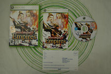 Dynasty warriors 5 empires xbox 360 pal