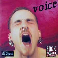 VOICE - VARIOUS ARTISTS / CD (ROADRUNNER RECORDS RR 9074 2)