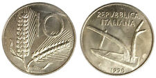10 LIRE 1998 SPIGA LUNGA REPUBBLICA ITALIANA ITALY §24