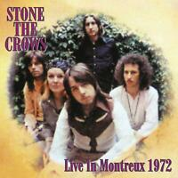 STONE THE CROWS – LIVE IN MONTREUX 1972  VINYL LP (NEW/SEALED)