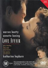 LOVE AFFAIR (Warren BEATTY Annette BENING Katharine HEPBURN) Romantic Film DVD