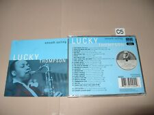 Lucky Thompson Smooth Sailing cd 1999 cd is Ex +  / Booklet is very good +