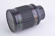 HQ OPTICS 500mm F8 MIRROR REFLEX LENS MULTI COATED PENTAX PK MT, +REAR UV FILTER