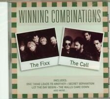 THE FIXX / THE CALL - WINNING COMBINATIONS - CD - NEW - SEALED