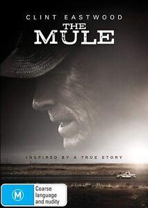 The Mule (DVD, 2019), NEW SEALED AUSTRALIAN RELEASE REGION 4 lot 302