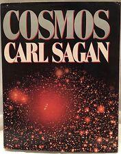 Cosmos : International Affairs in the Modern Age, Carl Sagan 1980, STATED 1st ED