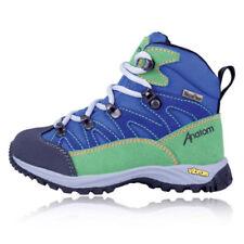 Chaussures et bottes de randonnée vert pour enfant