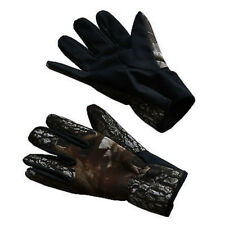 Camouflage Neoprene Hunting Gloves Water-resistant PU Palm Size S Hunting Gloves