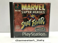 MARVEL SUPER HEROES VS STREET FIGHTER - SONY PS1 - USATO VERSION PAL - USED