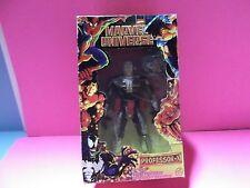 "Marvel Universe Professor-X 10""in Tall Figure Toy Biz 1997    ""Box Squished"""