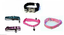Unbranded Cat Collars & Tags with Bell