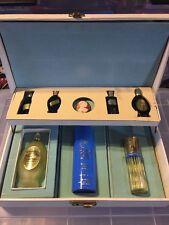 Authentic Original Bourjois Evening In Paris Perfume Set With Original Pieces
