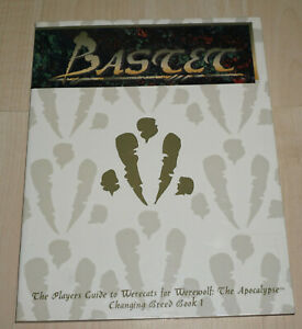 Bastet The Player's Guide to Werecats for Werewolf: The Apocalypse