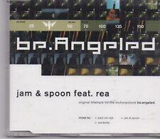 Jam&Spoon feat Rea-Be Angeled cd maxi single 6 tracks