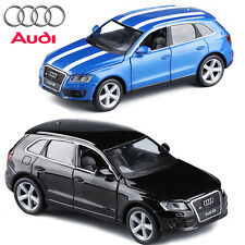 1:32 AUDI Q5 SUV Diecast Model Vehicles Kids Pull Back Car Decor Collection Toy