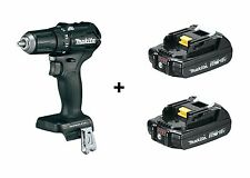 "New Makita 18V XFD11 Brushless 1/2"" Drill Driver + (2) BL1820B Batteries 2.0AH"