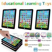Baby Toddler Kids Learning Tablet Educational Toys 1-6 Years Learning Gift 2019