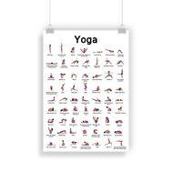 Yoga, Pose, print, poster, prints, posters, wall art, gift, gifts