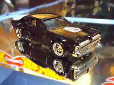 "Hot Wheels Special Custom ""Dusk till Dawn"" Black MERCURY COUGAR - Real Riders"