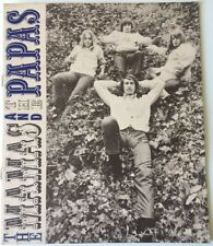 1966 Mamas And The Papas Tour program