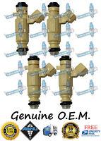 Best Upgrade Genuine OEM Kia 4x Fuel Injectors 9260930013 35310-23600 2.0L