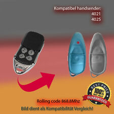 4021 TX03-868-4 Kompatibel Handsender, Ersatz Sender, 868.8 MHz keyfob