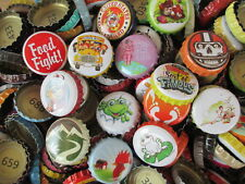 400 Rare Unique Regular Bottle Caps, They are from home brewed Beer and Soda