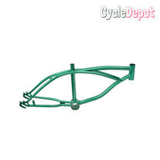 "16"" Lowrider Frame Metallic/Chrome Beach Cruiser Chopper. (157122)"