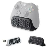 2.4G Receiver Mini Wireless Chatpad Keyboards Keypad for One S Controller