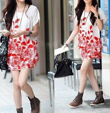 Unbranded Machine Washable Floral Tops for Women