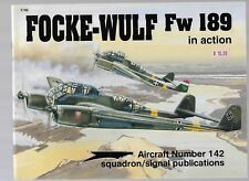 FOCKE-WULF Fw 189 in Action Aircraft Number 142