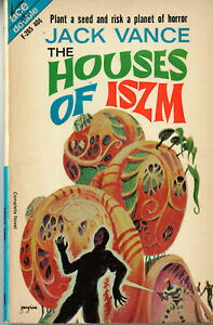 THE HOUSES OF IZM / SON OF THE TREE • Jack Vance • Ace Double F-265