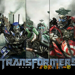 Transformers Movie GOD-03 Leadfoot DA-34 Topspin GOD-06 Roadbuster GOD-07 Figure