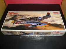 P-51D Mustang U.S. Airforce Academy MiniCraft Model Plane 1:72 Scale New In Box