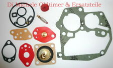 SOLEX / PIERBURG 28/30 2E2 carburateur Kit Audi 80-100,VW GOLF - SIROCCO -