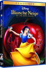 Dvd blanche Neige et les sept nains - Disney